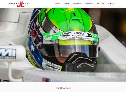Slinky Named Jordan Love Racing Digital Partner
