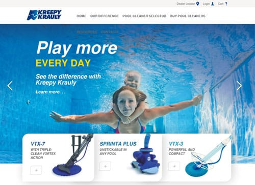 Kreepy Krauly Goes Ahead With Slinky Group As Digital Partner